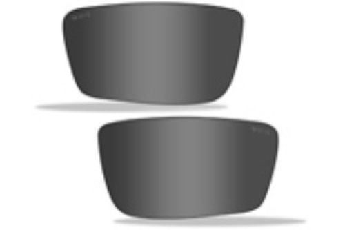 Wiley X WX TWISTED Black Ops / Smoke Grey Lenses (SSTWIS) (Smoke Twisted)