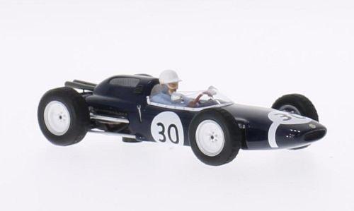 Lotus 24, No.30, Team Lotus, Formel 1, GP Monaco, 1962, Modellauto, Fertigmodell, Spark 1:43