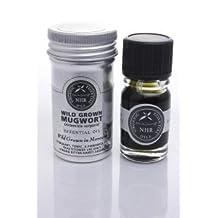 Wild Crafted Mugwort Essential Oil (Artemisia vulgaris) (10ml) by NHR Organic Oils