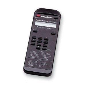 AWW LF01148U Additional Remote Control, Auscultation Trainer, Adult