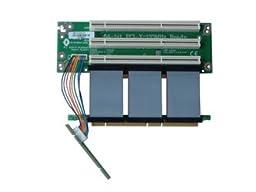 2U 3 x 64Bit 3.3V PCI-X 133Mhz Riser Card with 5 cm Flex Cable