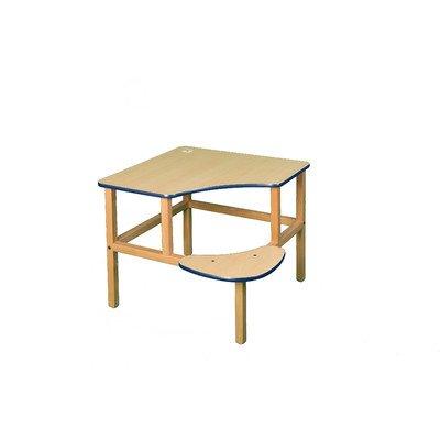 Adventure Series 23'' Children's Corner Writing Desk - Maple