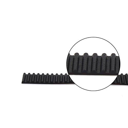 Mercurry 10 Meters GT2 timing belt width 6mm Fit for RepRap Mendel Rostock Prusa GT2-6mm Belt