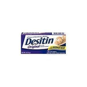 Desitin Original Diaper Rash Ointment 2 oz. (Pack of 6) by Desitin by Desitin