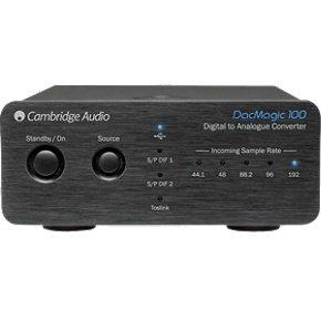 Cambridge Audio Azur DacMagic 100 - Black