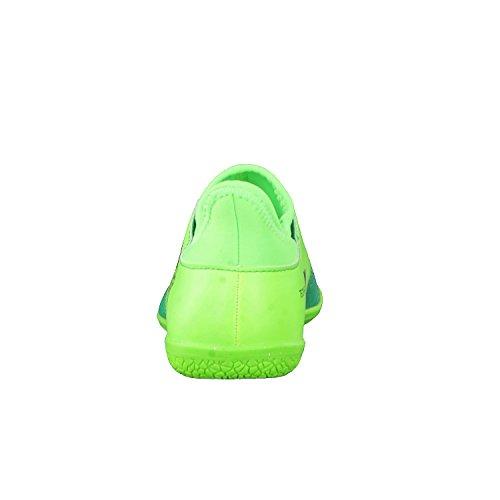 Adidas X 16.3 in J, Scarpe per Allenamento Calcio Unisex – Bambini, Verde (Versol/Negbas/Verbas), 35 EU