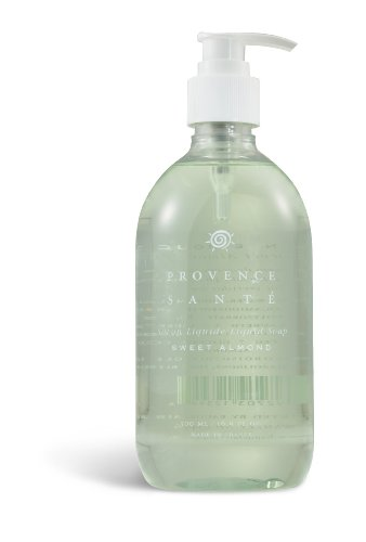 (Provence Sante PS Liquid Soap Sweet Almond, 16.9oz Bottle)