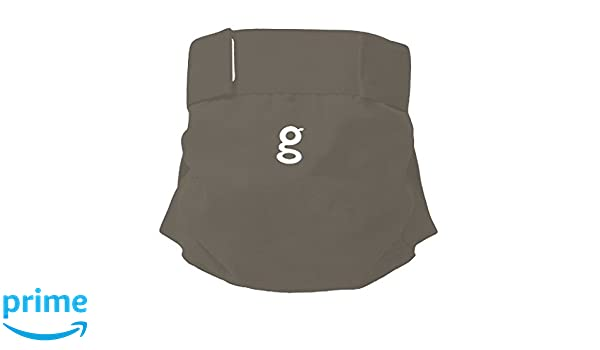 Gnappies soft cotton gpants - Pañales de algodón - marrón marmota - medio: Amazon.es: Salud y cuidado personal