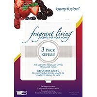 UPC 721404113201, Refill Pads Berry Fusion