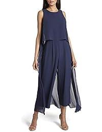 Women's Sleeveless Fly Away Jumpsuit