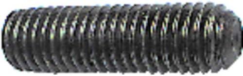 Pack of 5 Cup Point Black Finish Heat Treated Alloy Steel ?#5-40/נ1//4? Socket Set Screws