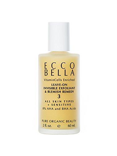 Ecco Bella Leave-on Invisible Exfoliant & Blemish Remedy, 2 oz