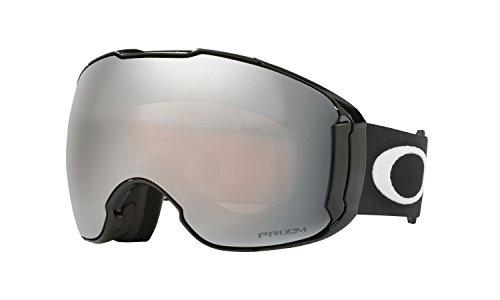 Oakley Airbrake XL Snow Goggles Jet Black with PRIZM Black Iridium and PRIZM Rose - Xl Airbrake Prizm Oakley