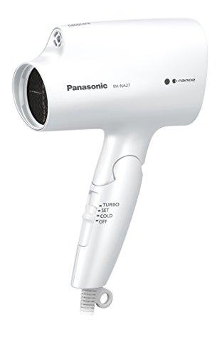 Panasonic Hair Dryer Nano Care White EH-NA27-W For Sale