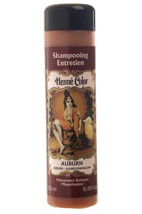 Auburn Henne Natural Henna Hair Shampoo