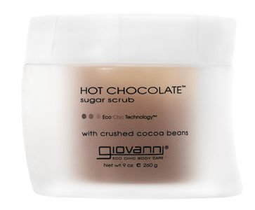 Giovanni Hot Chocolate Sugar Scrub (1x9 OZ)