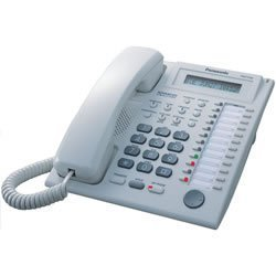 Speakerphone W/ LCD WHITE by Panasonic
