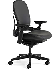 The Steelcase Leap chair is the first chair that actually changes shape to mimic and support the movement of your spine with it's Live Back Technology providing a high performance, ergonomic solution for any office or home. The Leap chair was...