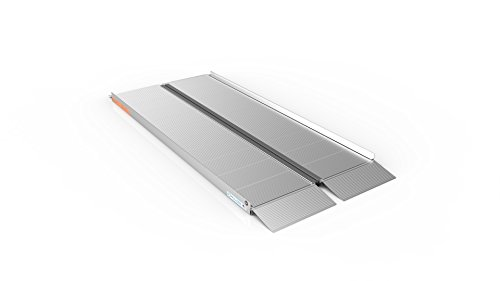 EZ-ACCESS SUITCASE Singlefold Portable Ramp, 6'