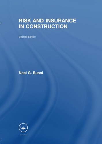 Risk and Insurance in Construction Pdf
