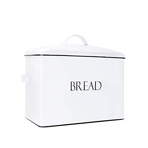 Outshine Vintage Metal Bread Bin