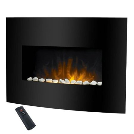 New Balmoral Electric Fireplace Heater w/ Remote