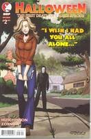 HALLOWEEN FIRST DEATH OF LAURIE STRODE #2 (OF 3) STAMB CVR A ()