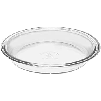 Anchor Hocking 77922 Fire-King Pie Plate Glass 9-Inch  sc 1 st  Amazon.com & Amazon.com: Pyrex Glass Bakeware Pie Plate 9\