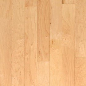 5 Maple Natural Hardwood Flooring - 1/2