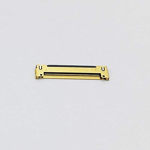 Cable Length: Standard, Color: 20 Pieces Computer Cables Yoton Golden I-PEX LCD LED LVDS Connector for MacBook Pro 13 A1278 A1342 20474-030E-11