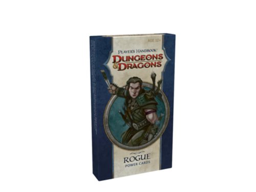 Used, Player's Handbook - Rogue Power Cards: A 4th Edition for sale  Delivered anywhere in USA