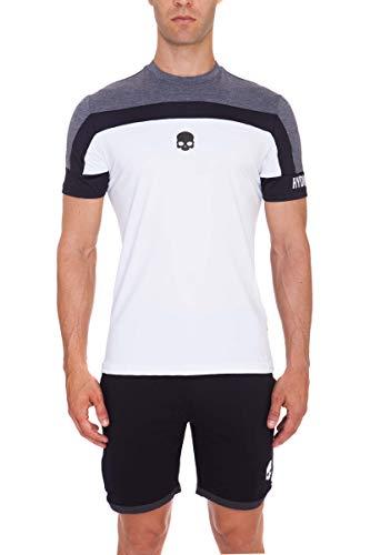 HYDROGEN - Tech Skull T-shirt, Tennis Line, Man
