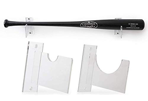 Baseball Bat Wall Mount