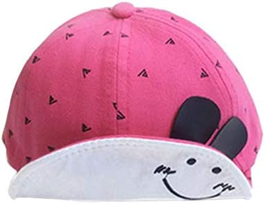 Cinnamou Sombreros y Gorras para bebés niña Niñas Niños Cara ...