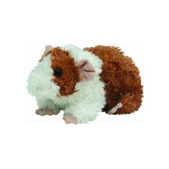 b9ef6be31b1 Amazon.com  TY Beanie Baby - PATCHES the Guinea Pig  Toys   Games