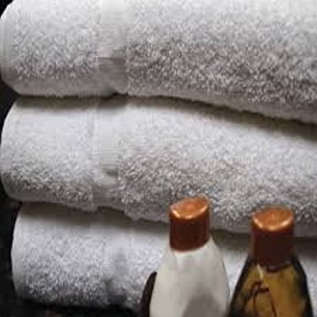 Oxford Silver Merlin Bath Mats 20x30 86 Cotton 14 Polyester Premium Cam White 10 Dz