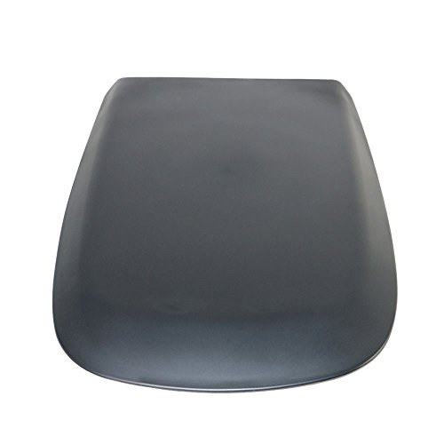 Universal Fitment Fit ABS Air Flow Hood Vent Scoop Bonnet Cover V4 Style length 27'' width 16.5'' height 2'' by IKON MOTORSPORTS by IKON MOTORSPORTS (Image #5)