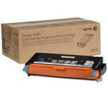Xerox Part# 106R01388. 106R01389. 106R01390. 106R01391 Phaser 6280 Standard Yield Toner Set
