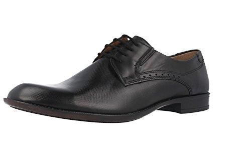 FRETZ MEN - Herren Business Schuhe - Tosco - Schwarz Schuhe in Übergrößen