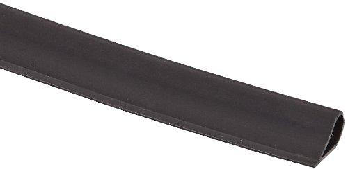 """Gray 17/'L x 0.375/""""W x 0.187/"""" Thik Pemko Open Cell Polyurethane Foam Tape"""