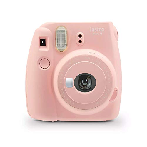 Fujifilm Instax Mini 9 Instant Camera – Rose Quartz Pink