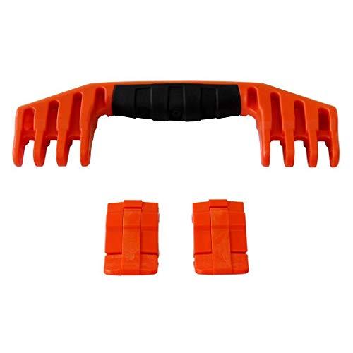 1 Orange Replacement Handle / 2 Orange Latches for Pelican 1520 or 1550 Customize your Pelican Case.