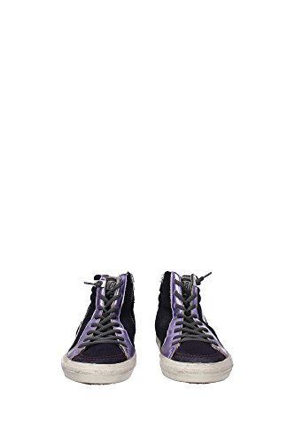 Goose UK Violet G29WS595F60 Women Sneakers Golden dwqz0Id