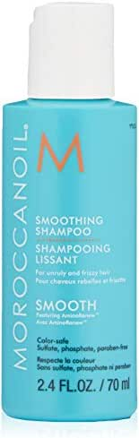 Shampoo & Conditioner: Moroccanoil Smoothing