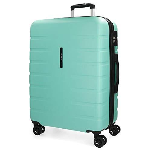 (MOVOM Medium Suitcase, Turquoise)