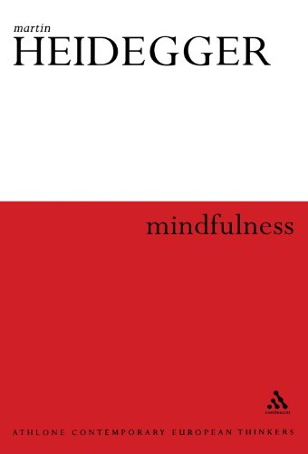 Mindfulness (Athlone Contemporary European Thinkers)