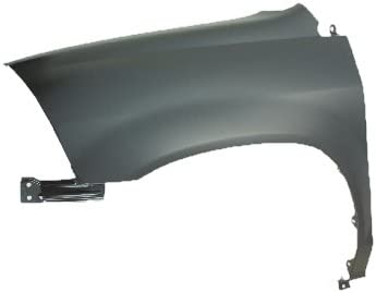 OE Replacement Acura Integra Front Passenger Side Fender Assembly Partslink Number AC1241107