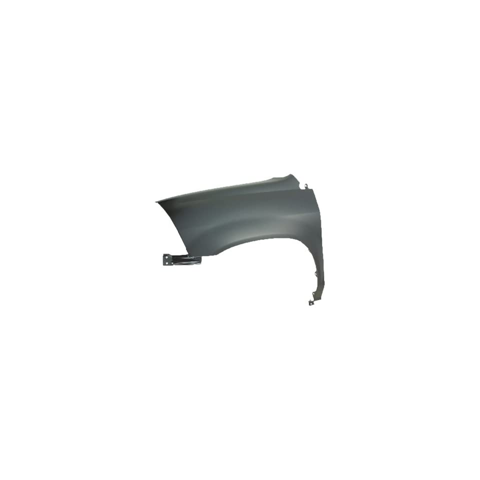 OE Replacement Acura MDX Front Passenger Side Fender Assembly (Partslink Number AC1241112)