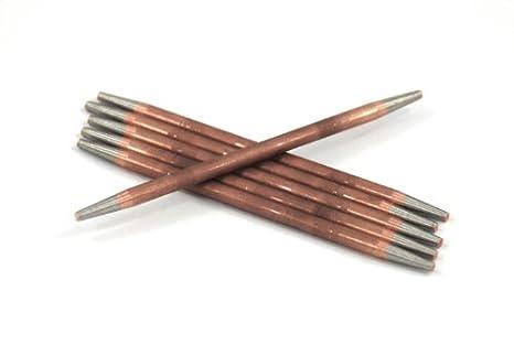 American Beauty 10542 Steel Electrodes for Resistance Soldering 5//64 Diamete...