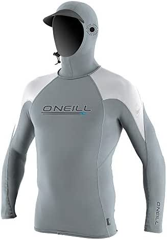 O'Neill   Men's Premium Skins O'zone UPF 50+ Long Sleeve Sun Shirt With Hood